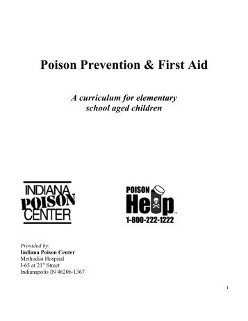 What is a poison - IU Health