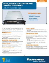 RD220 Datasheet - Lenovo | US