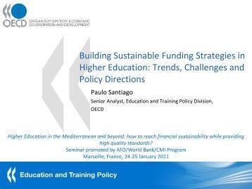 Paulo Santiago, OECD - CMI