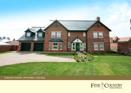 Homes from Robinsons - Fine & Country