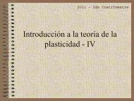 Plasticidad d