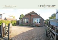 14 Cawston Lane - Fine & Country