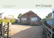 14 Cawston Lane - Fine & Country