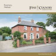 Rosemary, Metfield - Fine & Country