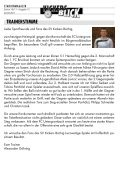 FC Untergrombach - SV Kickers Büchig - Page 6