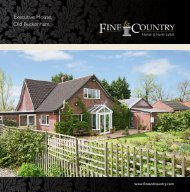 Executive House, Old Buckenham - Fine & Country