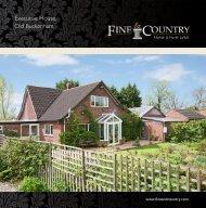 Executive House, Old Buckenham - Fine & Country