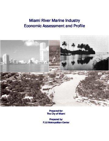 Miami River Marine Industry