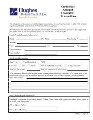 Cardholder Affidavit Fraudulent Transactions - Liberty Online