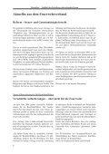 Gefahren im Feuerwehrdienst Guter Versicherungsschutz - aber es ... - Seite 6
