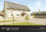Stoneyoak The Estate Yard | Apethorpe | PE8 5AQ - Fine & Country