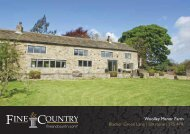 Woolley Manor Farm Blacker Green Lane ... - Fine & Country
