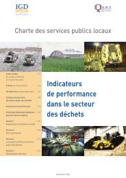 """charte D""""chets (Page 1) - Institut de la Gestion Déléguée"""