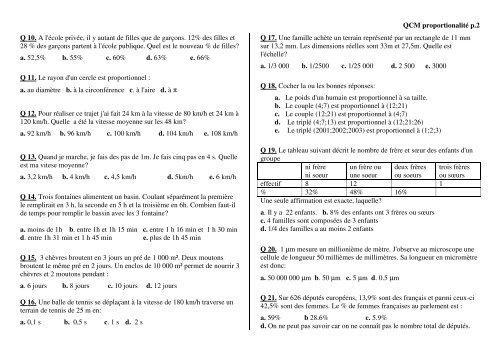 Q 10 A L Ecole Privee