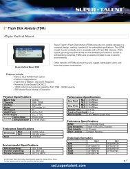 Flash Disk Module (FDM) - VB