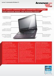 FOUR AWESOME MODES, ONE INCREDIBLE ... - Lenovo | US