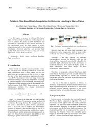 Trilateral-Filter-Based Depth Interpolation for Occlusion Handling in ...