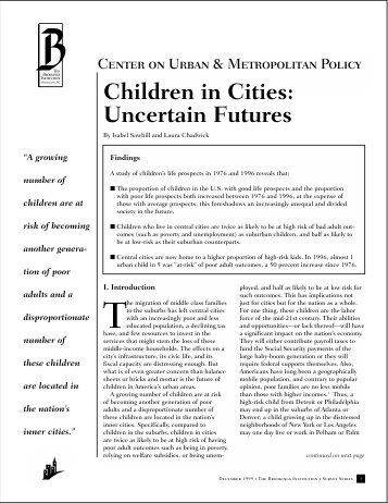 Paper - Berkeley Program on Housing and Urban Policy
