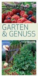 Garten und Genuss