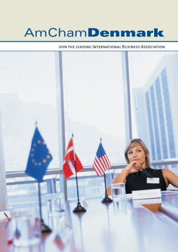 join the leading International Business Association - American ...