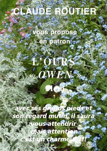 MAQUETTE PATRON ROUTIER.qxd (Page 1) - Les Amis de ...