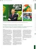 Målet for ProdEx-programmet er øget til 500 mio. kr. - Carlsberg Group - Page 2