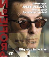 Profielen 51 - Profielen - Hogeschool Rotterdam
