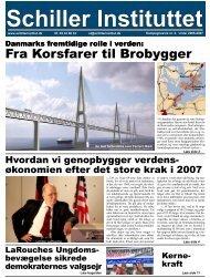 Kampagneavis nr. 2, vinter 2006-2007 - Schiller Instituttet