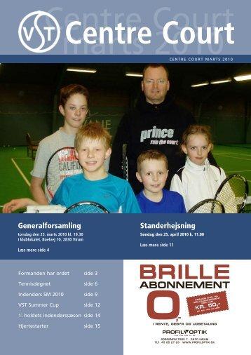 Nr. 1 - 2010 - Virum-Sorgenfri Tennisklub