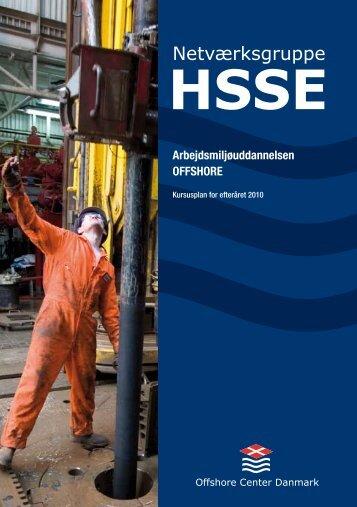 Netværksgruppe - Offshore Center Danmark