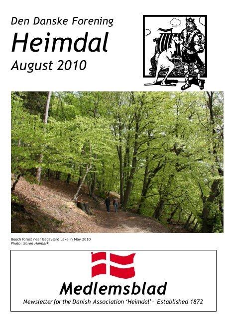 Den Danske Forening Heimdal August 2010 - The Danish Club in ...