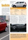 HELT NY SWIFT - Suzuki.dk - Page 5
