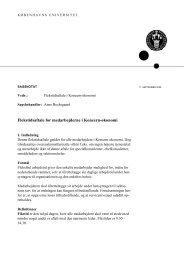 Flekstidsaftale for medarbejderne i Koncern-økonomi