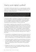 """Publikationen """"Social ulighed i sundhed - hvad kan kommunen gøre?"""" - Page 6"""