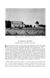 S. POVLS KIRKE - Nationalmuseet