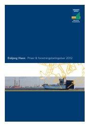 Download Priser 2012 som PDF 160Kb - Esbjerg Havn