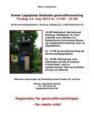 Indkaldelse til generalforsamling og eskursion.docx - Dansk ...