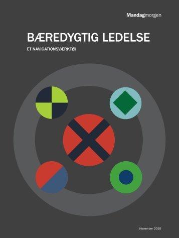 Bæredygtig LedeLse - Dansk Erhverv