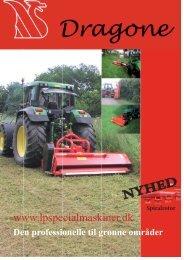 Brochure Serie Road - lpspecialmaskiner.dk
