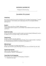 Anvendelse af it-systemer - Kolding Kommune