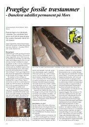 Artiklen er en pdf-fil på 1 mb - GeologiskNyt