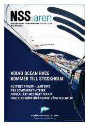 NSS:aren nr. 2 2009 - IdrottOnline Klubb
