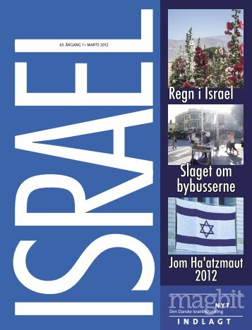 magbit magbit - Dansk Zionistforbund