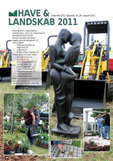 LANDSKAB 2011 - Have & Landskab