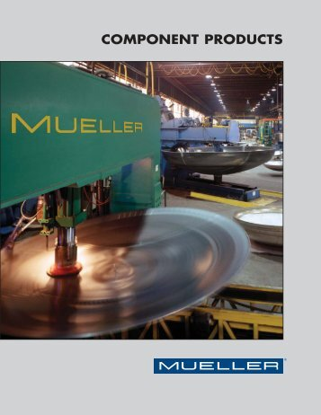 TH-714-3 Mueller Tank Components Catalog - Paul Mueller Company