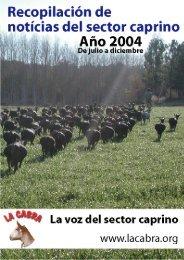 Julio 2004 - La Cabra