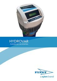 Download Hydrovar Brochure - Water Solutions