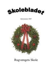 Skoleblad 2007 12-jul - Rugvængets Skole