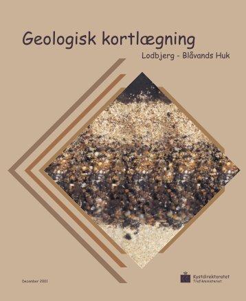 Geologisk kortlægning
