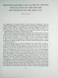 Francisco Muñoz y San Clemente and his - British Library